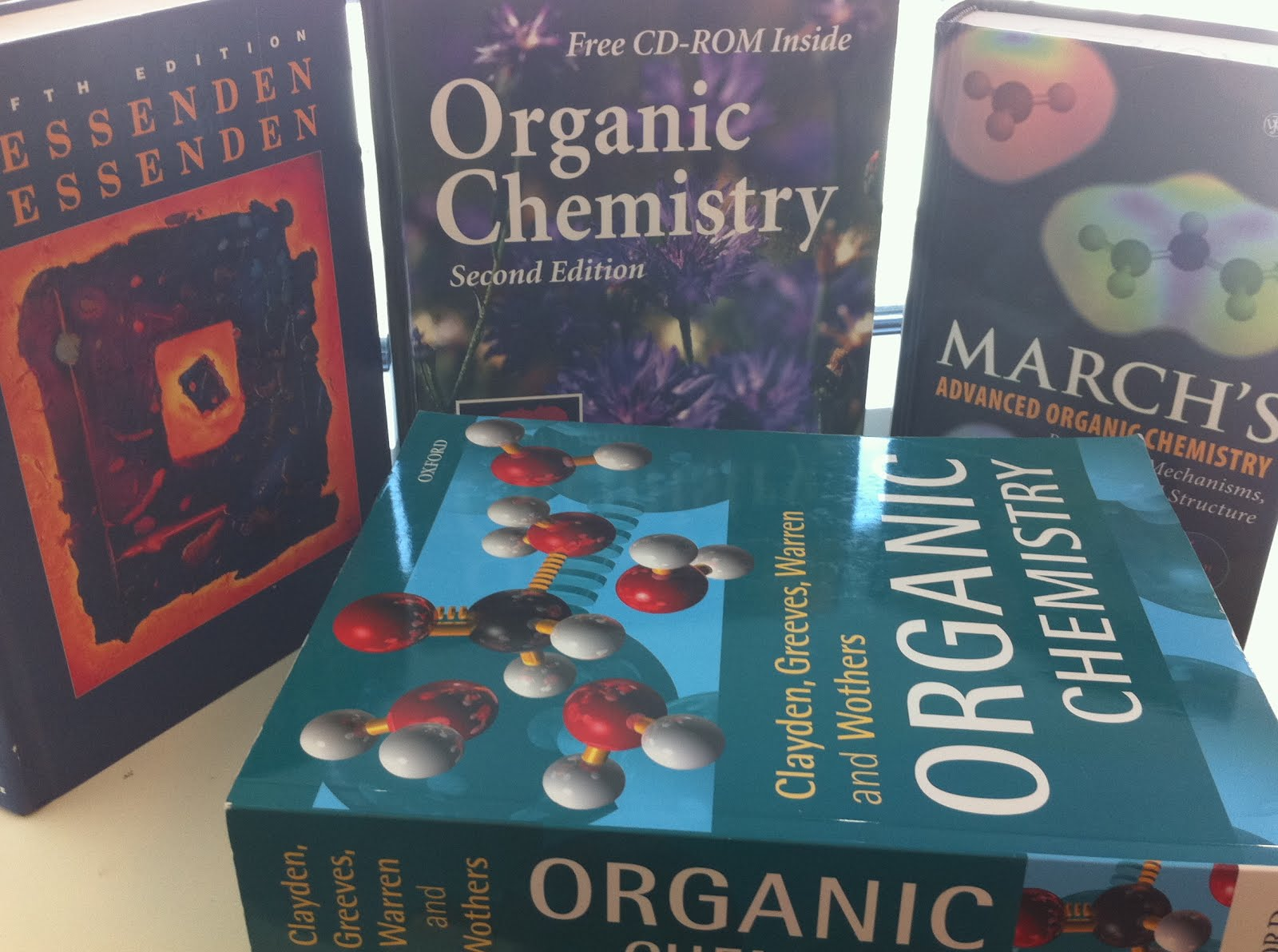 Would require rewriting the organic chemistry textbooks davies says
