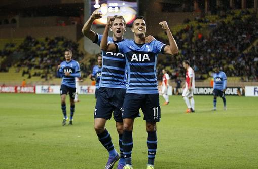 Monaco 1 x 1 Tottenham - Europa League 2015/16