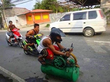 motor-motor lucu dan kocak