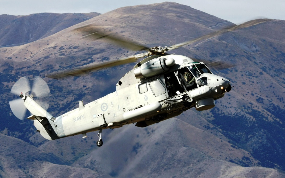 SH-2G Super Seasprite, Helicopter Wallpaper 1