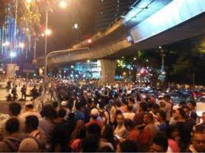 Janji%2Bbersih3 Terkini: Himpunan Janji Bersih di Dataran Merdeka