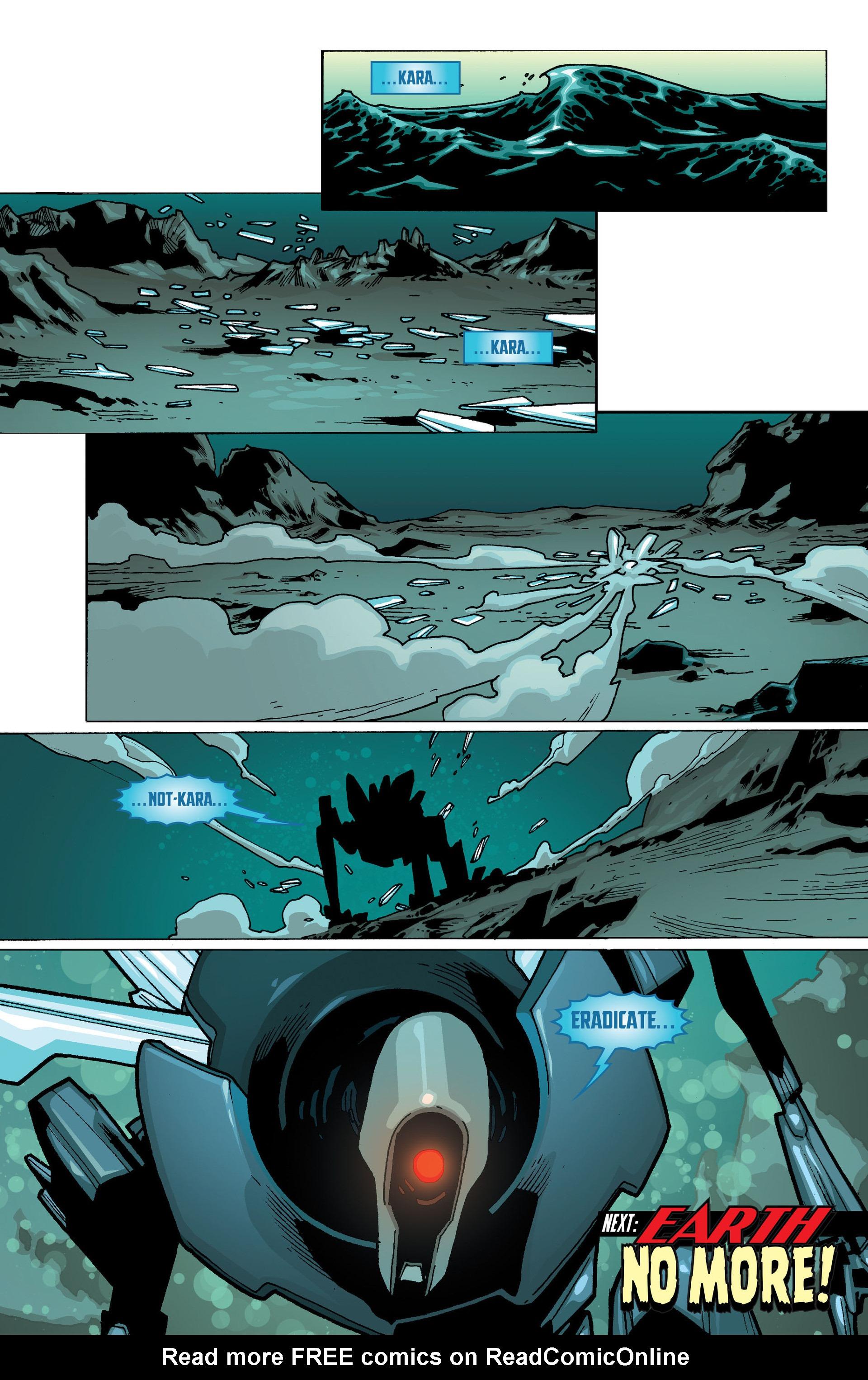 Supergirl (2011) Issue #20 #22 - English 20