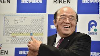 A actualizar la tabla periodica!
