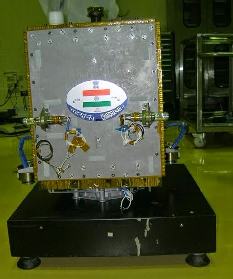 moon impact probe Chandrayaan-1 (sanskrit: चंद्रयान-१, lit: moon vehicle[3][4] [pic]pronunciation (help nfo)) was india's first unmanned lunar probe.