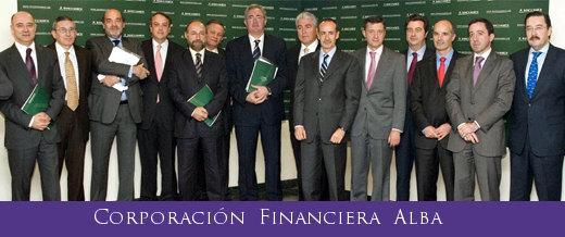 Corporación Financiera Alba