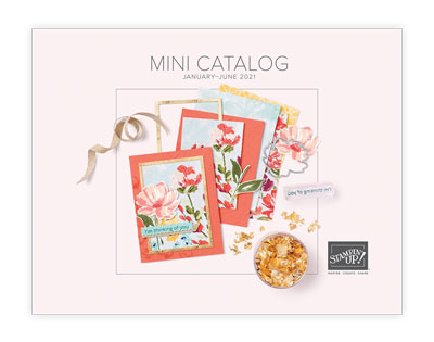 Stampin' Up! 2021 Mini Catalog