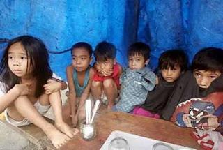 Ramai kanak-kanak Filipina jadi buruh