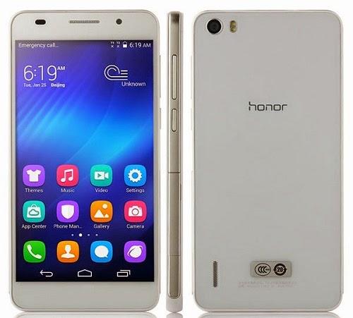harga dan spesifikasi Huawei Honor 6 terbaru 2015