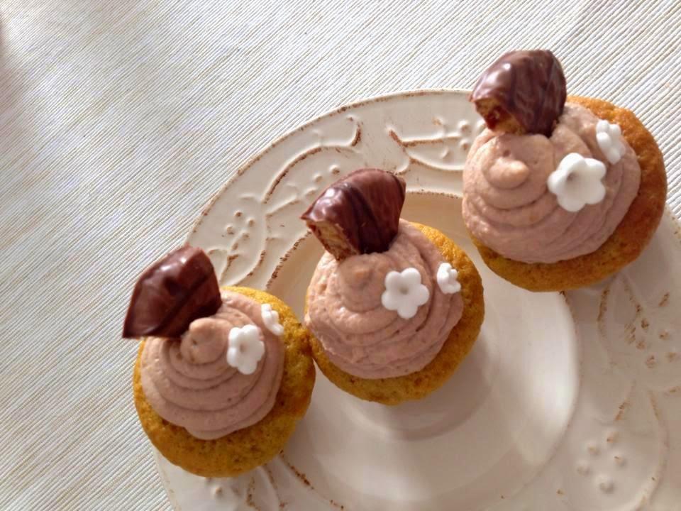 Citronové cupcakes