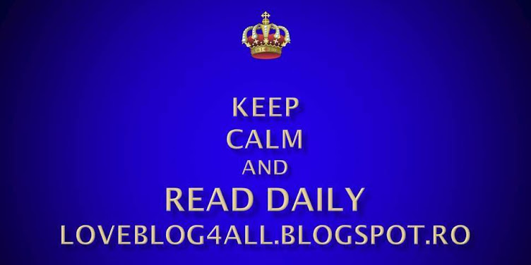 Keep calm an read daily Loveblog4all.blogspot.com