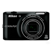 Buy Nikon Coolpix S6400 16MP Digital Camera and Memory Card, Camera Pouch, HDMI Cable for Rs.5975 at Amazon: Buytoearn