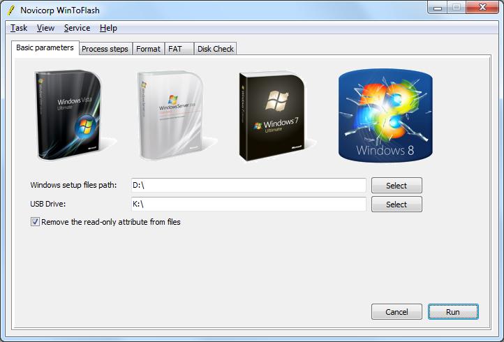 install xp usb: