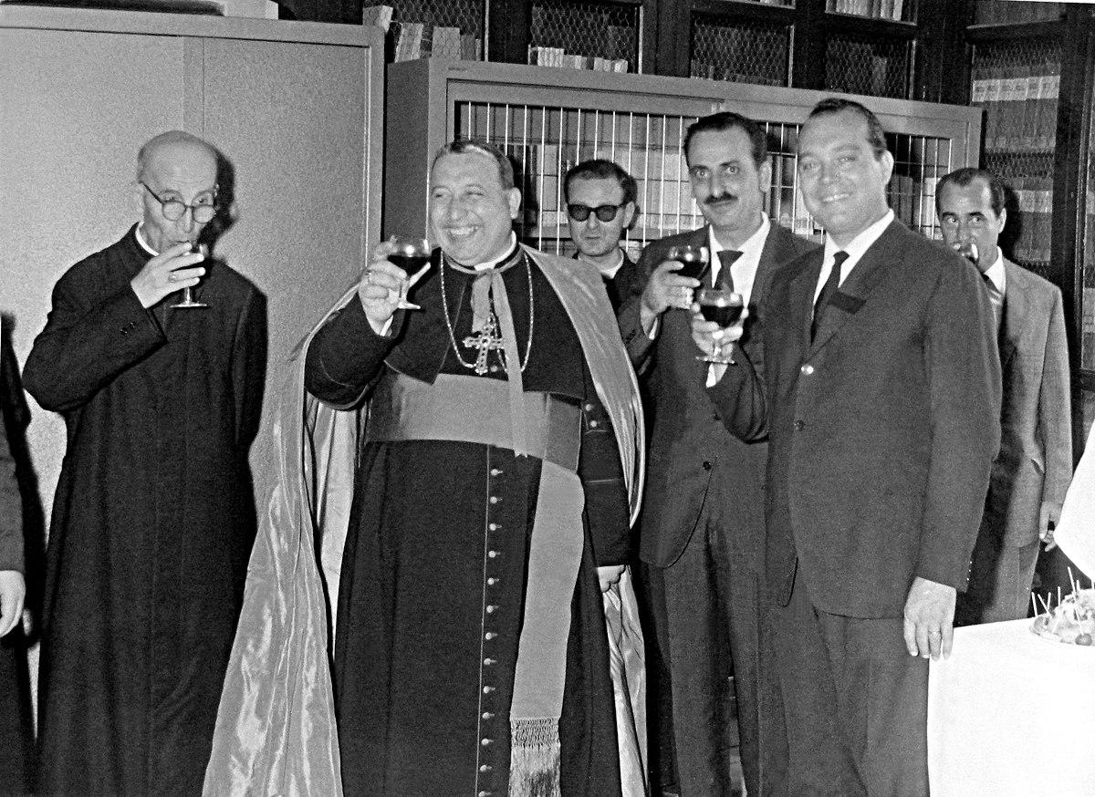 Mazara forever monsignor umberto altomare for Giovanni tilotta