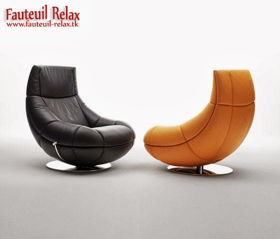 Fauteuil Relax DS Irrésistible Fauteuil Relax - Fauteuil relaxation design contemporain