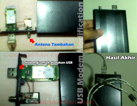 Modifikasi USB Modem Smartfren AC682 agar Awet dan tidak ERROR