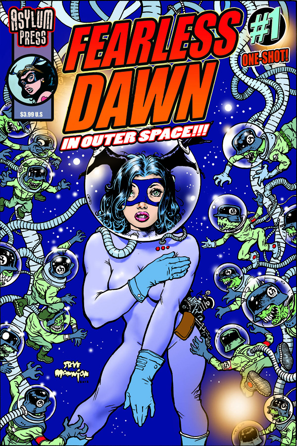 Space Bop Comic