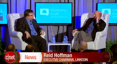 Cnettv Ballmer How Windows Can Capture Smartphone Middle Linkedin Founder Reid Hoffman Talks