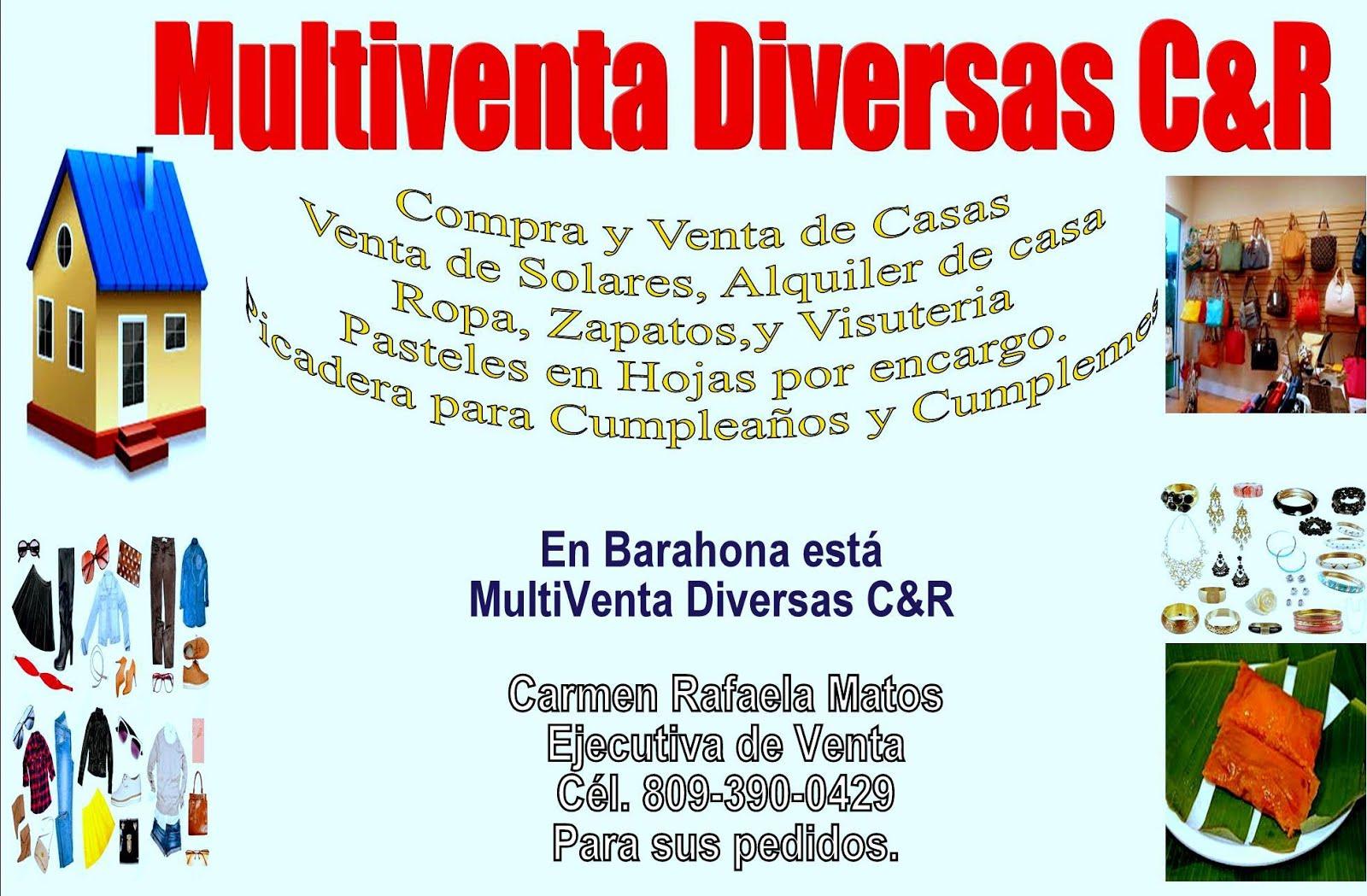 Multiventas Diversas C&R