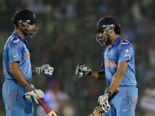 Rohit Sharma and Virat Kohli: Third t20: Australia vs India