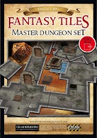 Pwork Paper Wargame  Master Dungeon Set on DTRPG