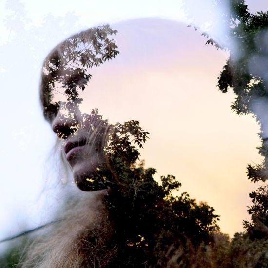 Marissa Bolen fotografia dupla exposição