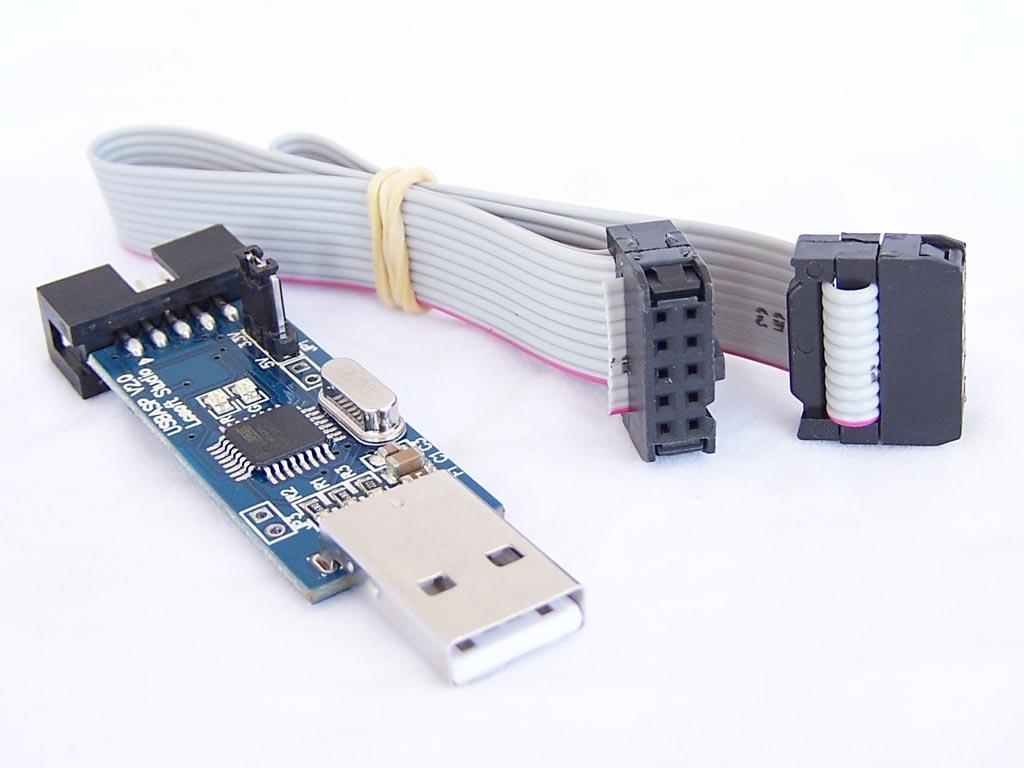 Les Elektronika Cara Mudah Memprogram Bootloader Arduino Ic Atmega328 Atmega 328 Sudah Gambar Usbasp Downloader