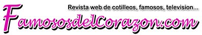 Prensa Rosa, famosos, cotilleos y rumores @famososdcorazon