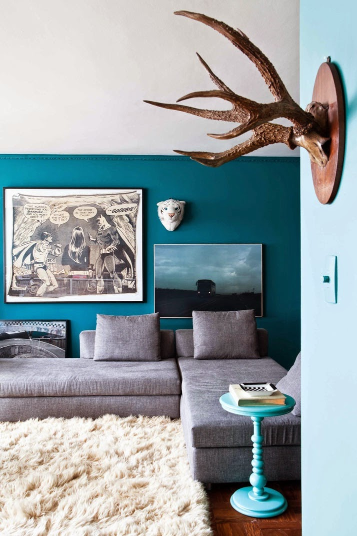 Zeer Interieur Blauw Grijs EL49 | Belbin.Info
