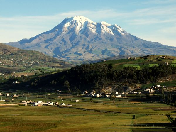 Mount Chimborazo Is The Closest To The Moon