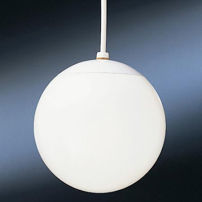 Globe Lighting Fixture