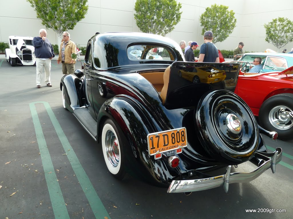 1940 Ford, Chevy power