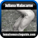 Juliana Malacarne IFBB Pro Physique Competitor Thumbnail Image 4