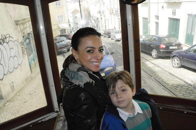 Tram 28 Lisbon Portugal