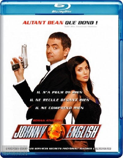 Johnny English (2003) BluRay 720p 1.1GB [Hindi DD 2.0 – English 2.0] ESub MKV