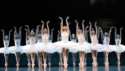 lago de los cisnes INCREÍBLE: Russian State Ballet Pushkin con El Lago de los Cisnes   16.Marzo en CALPE