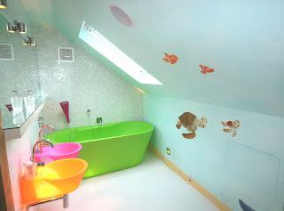 Decorando el baño de los niños | Cocinas Modernass