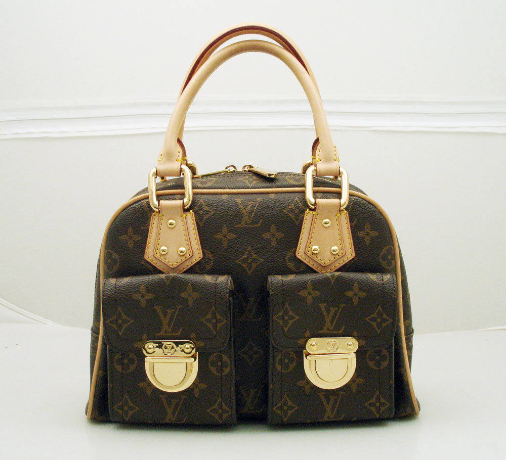 chloe best replica - Purse Princess: Replica Louis Vuitton Monogrammed Manhattan PM