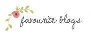 Favourite Blogs | Ella Masters Lifestyle Blog