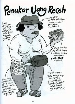 nimelovers contoh karikatur