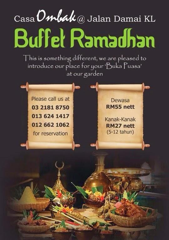 Buffet Ramadhan Casa Ombak, buffet casa ombak, Buffet ramadhan, casa ombak, contest, harga buffet ramadhan casa ombak, lokasi casa ombak,
