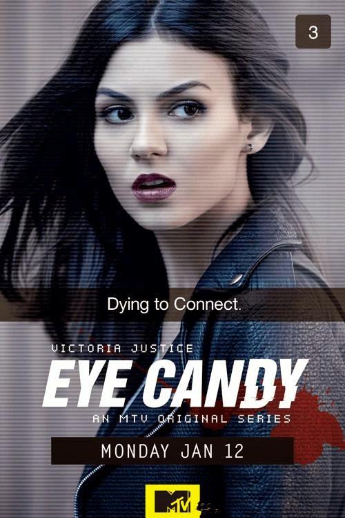 Sát Nhân Giấu Mặt - Eye Candy (2015)