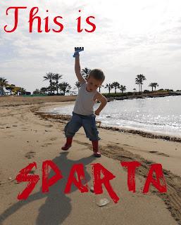 Leonidas - This is Sparta