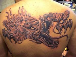 Dicas de Tatuagens nas Costas