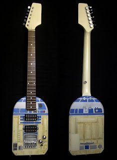r2d2 guitar