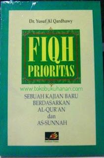 buku fiqih prioritas dari DR Yusuf Qardhawi
