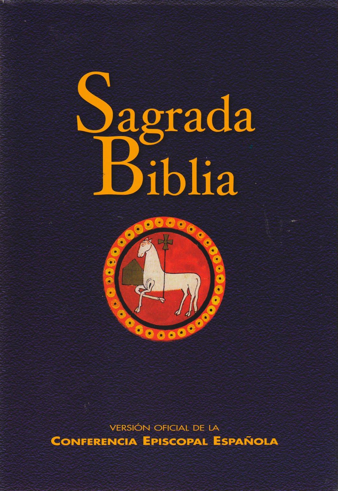 BIBLIA DE LA CONFERENCIA EPISCOPAL ESPAÑOLA