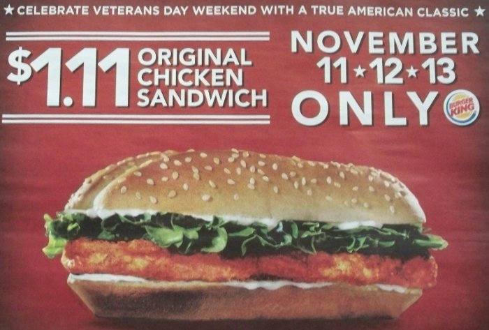 According To Burger King This Staple Of Their Menu Earns Its Classic Label Since It Has Not Changed 1979 Simply Comes On A Sesame Seeded Bun With