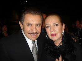 Con el destacado periodista Jaime Almeida