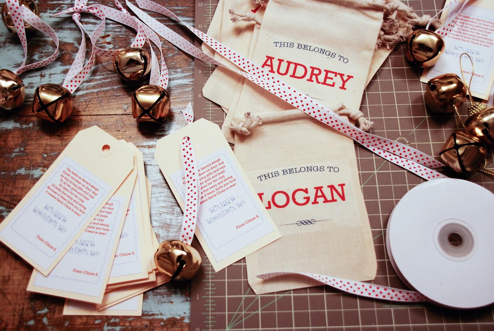 Christmas gift ideas for kindergarten classmates