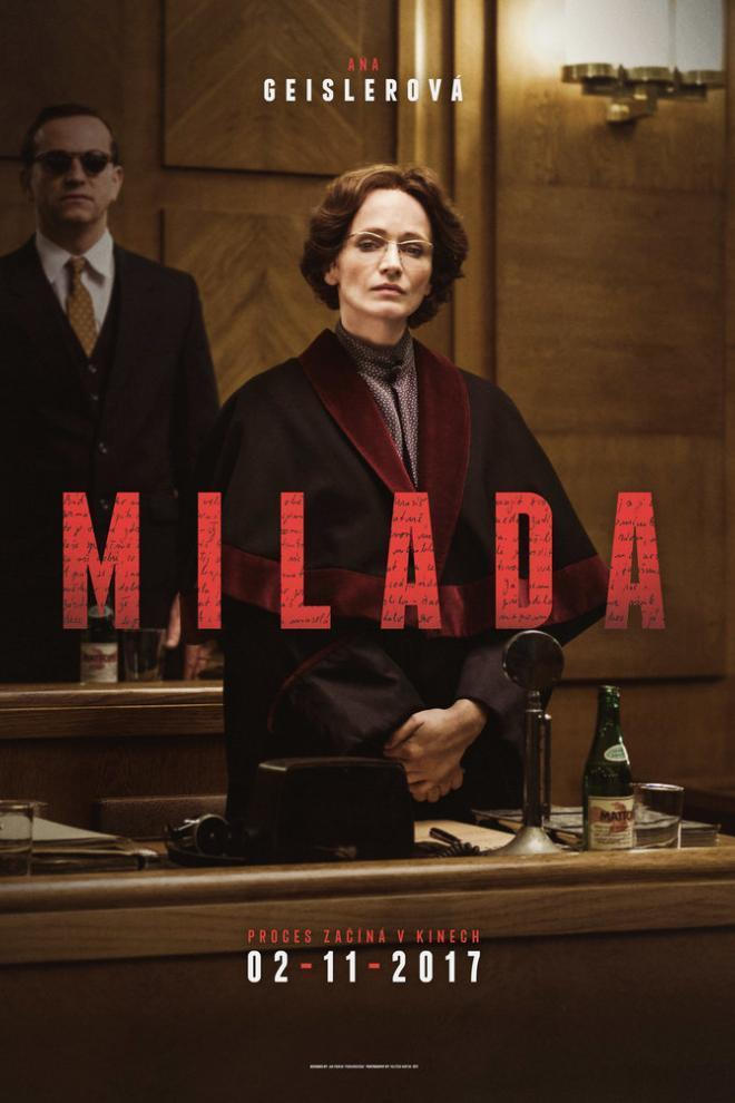 Milada Torrent – WEB-DL 720p/1080p Dual Áudio